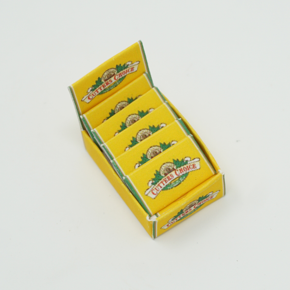 Cutters Choice Tobacco Point of Sale