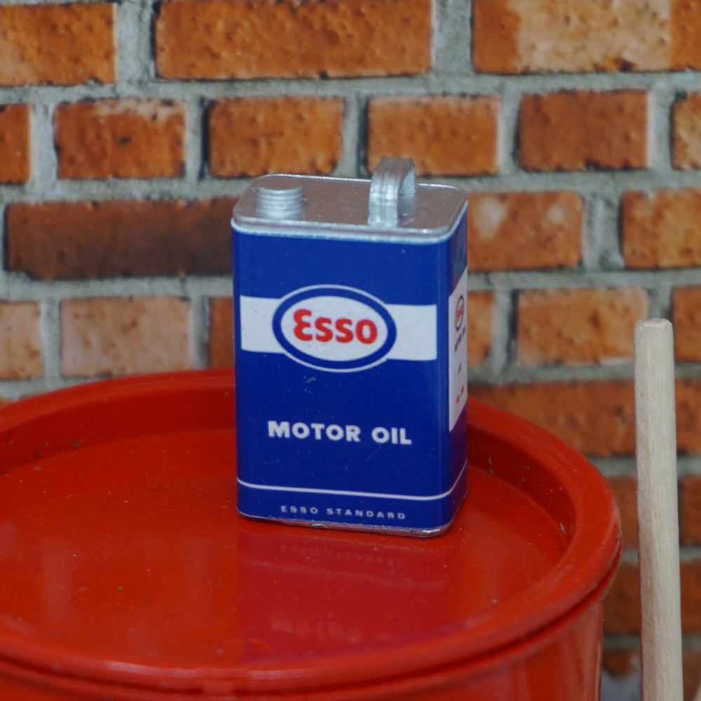 Esso Motor Oil