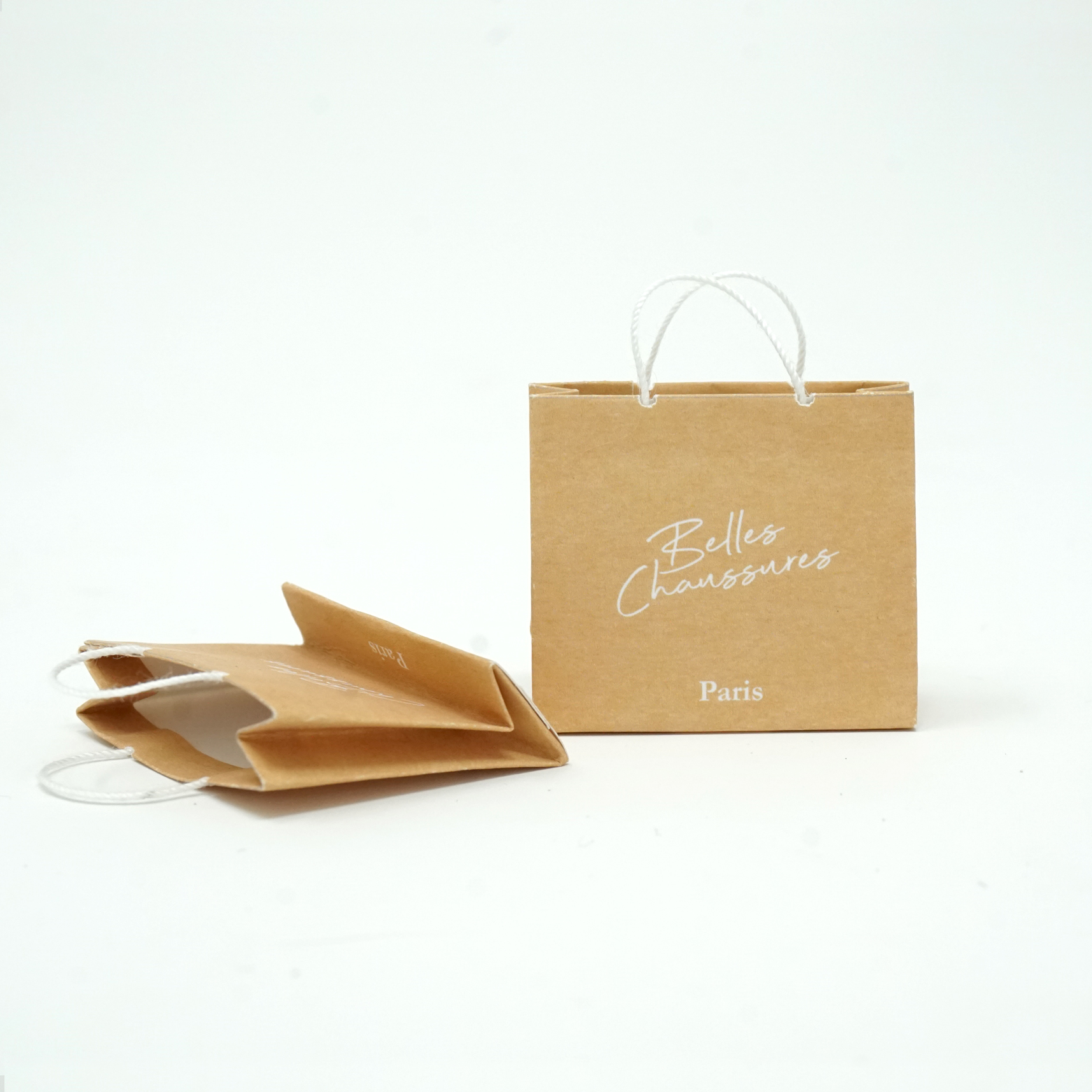 Shoe Box Carrier Bag