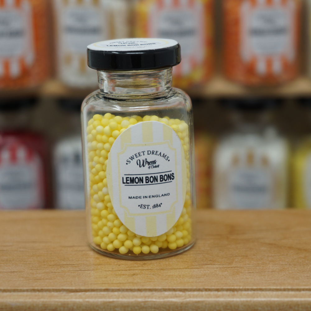Sweet Jar - Lemon Bon Bons