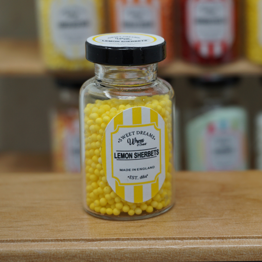Sweet Jar - Lemon Sherbets