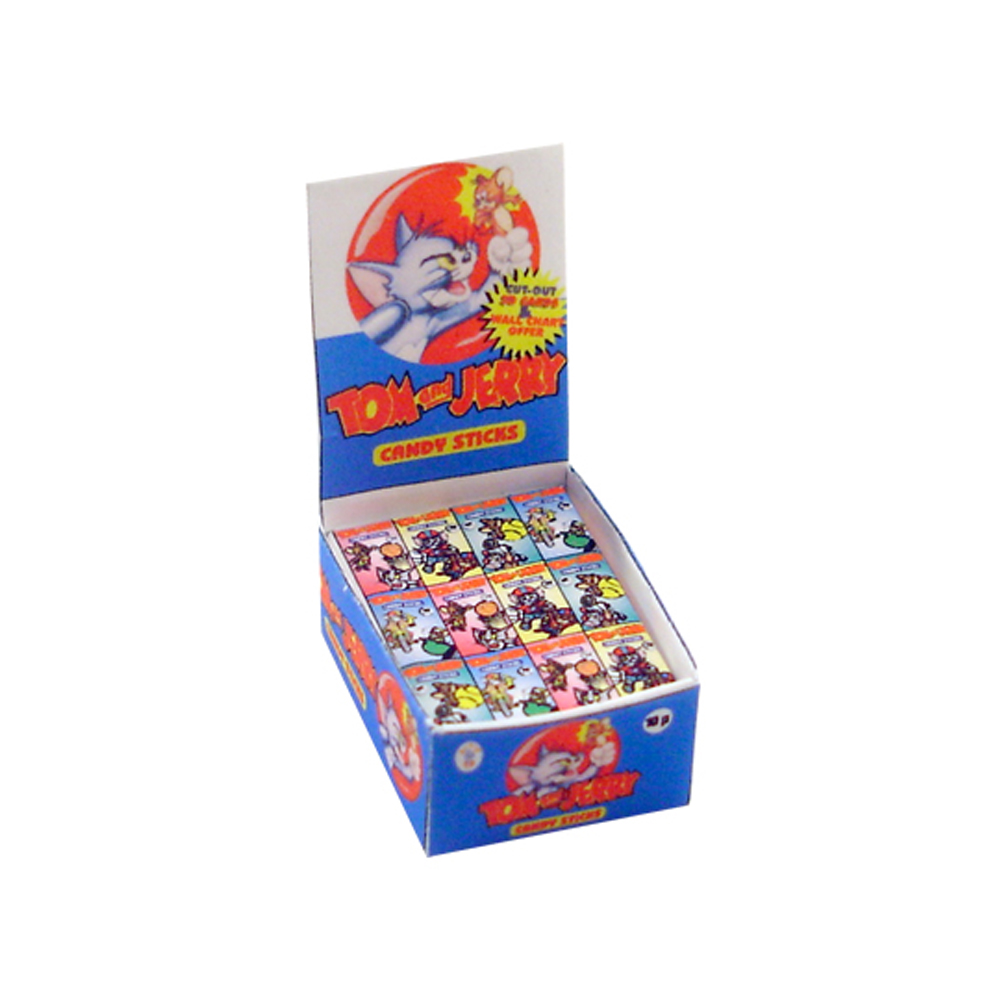 Tom & Jerry Candy Sticks