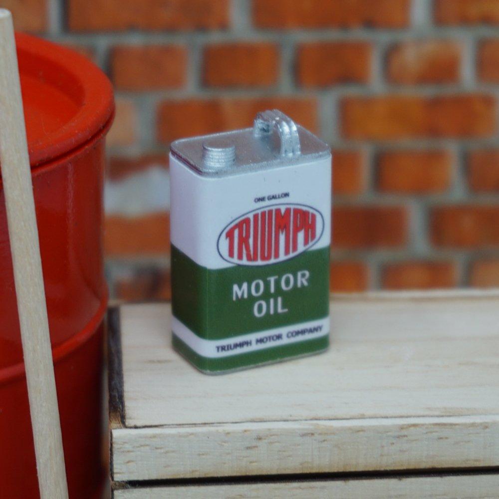 Triumph Motor Oil